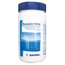 DECALCIT FILTER 1 KG.